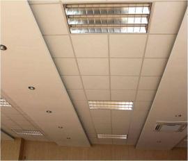 室内隔声装饰用 岩棉玻纤板 吊顶吸声天花板 屹晟建材出品 吸声