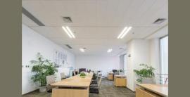 办公室 装饰吸声隔音专用 岩棉玻纤板 屹晟建材吸声吊顶板