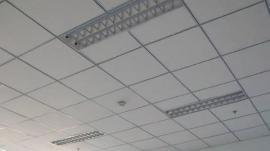 课室教室 墙面屋顶装饰 吸音专用 岩棉玻纤吸声板 屹晟建材