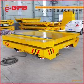 KPT卷扬机式100吨电动钢渣搬运车安全结实耐用