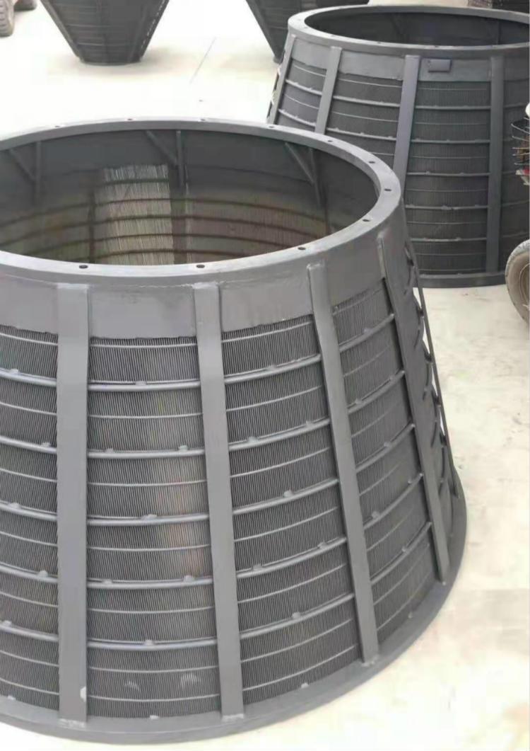锰钢矿轧花网 条形矿筛网 焊接而成洗煤专用筛片