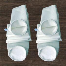 除尘布袋滤袋涤纶针刺毡布袋高温布袋防静电布袋三防布袋骨架