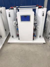 农村全自动式二氧化氯设备消毒设备设计配置全自动设备