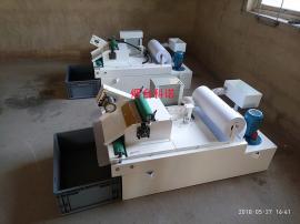 磨床冷却液精密纸带组合过滤机,无纺布重力纸带过滤器,集中过滤