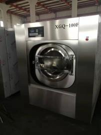 酒店宾馆用床单洗衣机 被套布草洗涤设备