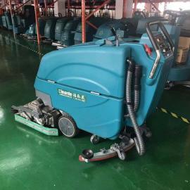 洁乐美洗扫一体机YSD-M16工厂车间重油污地面清洗电动洗地机
