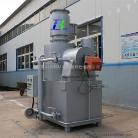 中科贝特宠物尸体焚烧设备 烟气达标排放 *固废处理设备