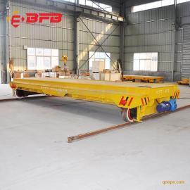 厂区热销胶轮液压升降无轨搬运车/1-500吨定制/复合材料模具车