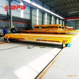 轨道平板车平板车长度过跨车30吨轨道平车