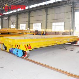 超低价促销KPD低压道轨式300吨车间内运输轨道车