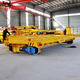 120吨搬运钢板构件平板车100吨火车头轨道牵引车参数表