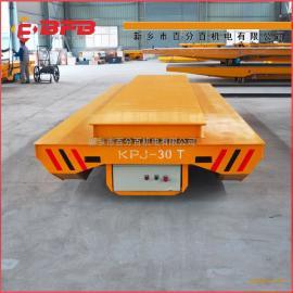 船舶行业电动钢水转运车卷线式轨道车铅碇运输搬运车