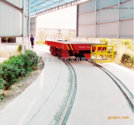 KPX蓄电池式100吨电动钢渣搬运车安全结实耐用