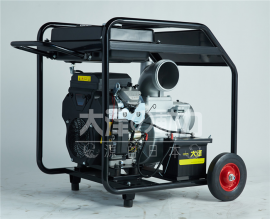 灌溉��急6寸汽油清水泵