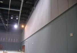 酒吧吸声降噪装饰用 岩棉玻纤吸声吊顶板 屹晟建材 吸声垂片
