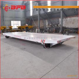 低压轨道平车可选配轨道自动断电功能电动移动式升降平台车