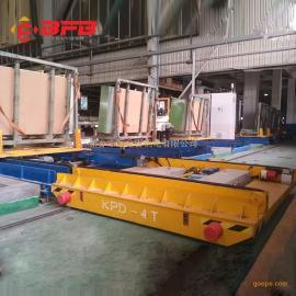 适应性改造工程电动平车手推式铁轨平板车电动地平车