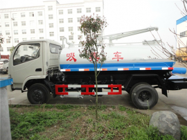 畜牧局运输粪污专用车,4吨5吨养猪粪污水清运车报价及说明