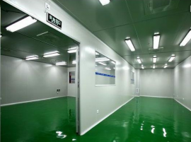 制药厂净化工程GMP净化车间