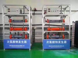 污水厂消毒设备8000g次氯酸钠发生器