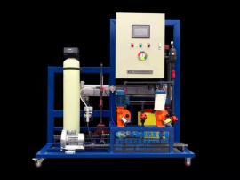 水厂次氯酸钠发生器消毒设备工艺/电解盐制氯一体机
