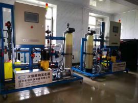 1500g次氯酸钠发生器运行成本/污水次氯酸钠消毒器
