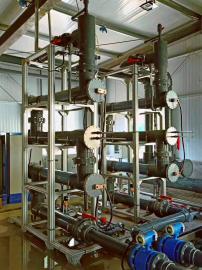 大型水厂消毒设备的工艺/20000克电解次氯酸钠发生器原理
