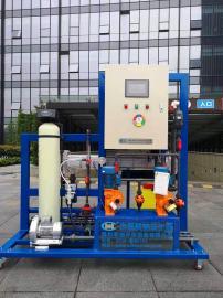 医院污水消毒器/全自动次氯酸钠发生器