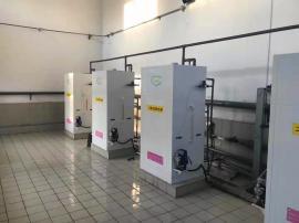 医院污水消毒设备/二氧化氯发生器的操作流程