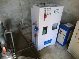 二次供水消毒器/电解盐次氯酸钠发生器的选型