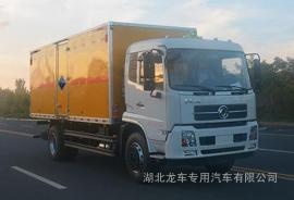 东风天锦10吨腐蚀性物品运输车