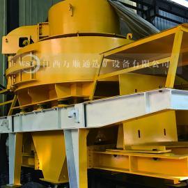 花岗岩节能新型第三代VSI制砂机,高性能制沙机,冲击式破碎机