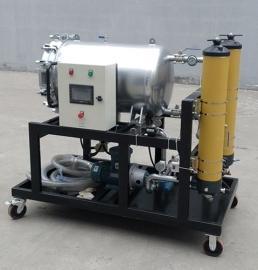油过滤LYC-J系列t汽轮机油聚结分离聚结净油机