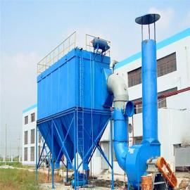 耐高温布袋除尘器 燃煤锅炉脉冲式布袋除尘器 工业除尘设备