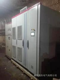 6KV2MSVG动态补偿柜在焦化厂单机并机使用案例分析