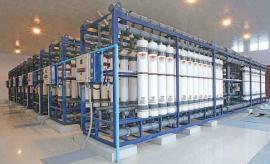 私人定制电镀废水回用设备YUAN-100T处理量100T/D回用率70%