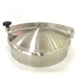 DN200-DN900不锈钢水箱人孔圆形常压或无压力人孔盖子