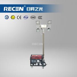 SFW6110D全方位自动泛光工作灯实用新型专利