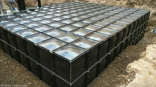 抗浮地埋式水箱