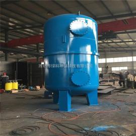 景区污水处理设备,高效压力滤池,石英砂过滤器水净化设备