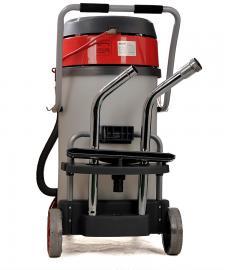 耐腐蚀酸碱油污用强力工业吸尘器克力威WVC701地毯吸水机70L容量