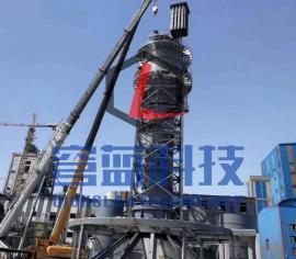 玻璃钢脱硫塔脱销脱白除雾器湿式静电除尘器大型工业集尘设备