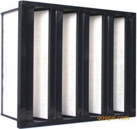 H12亚高效过滤网、W形亚高效空调滤网、医院空调H12亚高效过滤器