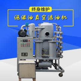 ZJA系列绝缘油双级真空再生滤油机