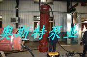 大型矿用高压潜水电机