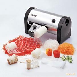 日本DREMAX切菜机DX-70 进口道利马可丝剥丝机切片机商用拉花机