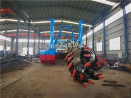孟加拉浅海疏浚16寸挖泥船 清淤疏浚350方绞吸式挖泥船