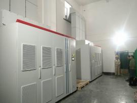 SVG动态补偿柜在钢铁厂成功应用功率因数提高到95以上