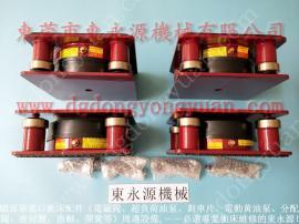 减震效果95%以上 四楼设备防震脚,冷却塔橡胶减震器 当然东永源