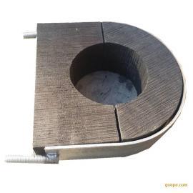 大城县华洁管托厂定制 橡塑管托 保冷管托 型号齐全